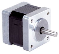 MotionKing Stepper Motors, 14H2M, 2-Phase Stepper Motor 28mm