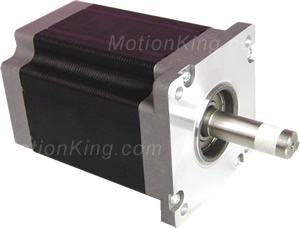 MotionKing Stepper Motors, 43H2A, 2-Phase Stepper Motor -110mm